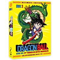 Dragon Ball - Box 1