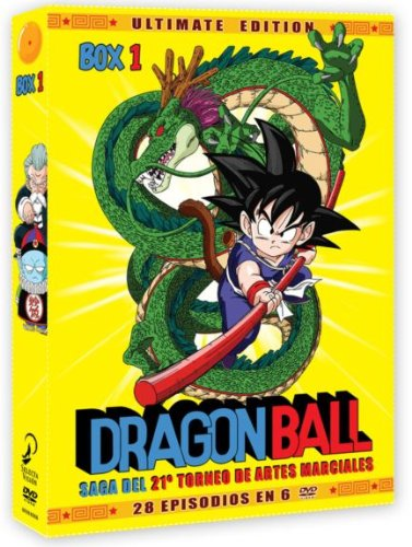 Dragon Ball - Box 1 [DVD]