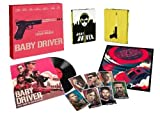 Baby Driver - Exklusiv FNAC Box with 2 Disc Steelbook, 2x12 Vinyl Soundtrack, Mondo Poster, 7 Collector Cards (inkl. Deutsche Tonspur) - Blu-ray