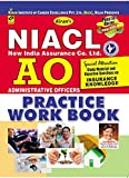 NIACL  AO Practice Work Book-English - 1207: Administrative Officers Practice Work Book