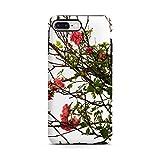 artboxONE Apple iPhone 8 Plus Tough-Case Handyhülle Rose von Tan Kadam - Tough-Case Handyhülle Smartphone Case