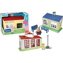 Giochi Preziosi - Casa de juguete, diseño de Peppa Pig