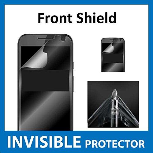 Motorola Moto G 3G/Gen-(2015) Vorderseite, unsichtbar Schutzfolie Folie (Shield) Military Grade Schutz Exklusiv für Ace Case Gen Invisibleshield