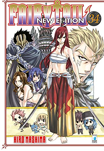 Fairy Tail. New edition: 34