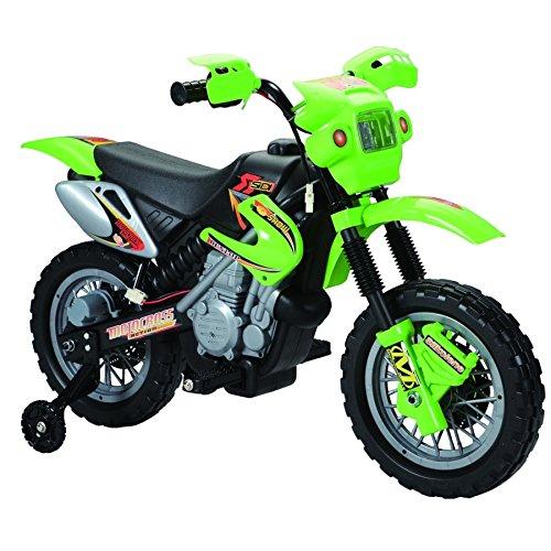 Electric Ride-on Kids Motorbike Battery Powered Children 5+ Bike Motorcycle