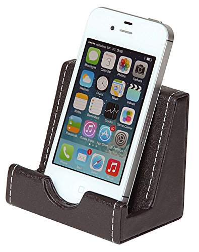 osco-faux-leather-phone-holder-brown