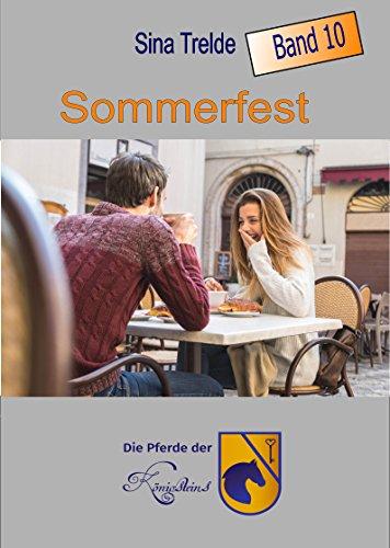 Sommerfest: Die Pferde der Königsteins - Band 10 von [Trelde, Sina]