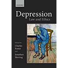 Depression: Law and Ethics (English Edition)