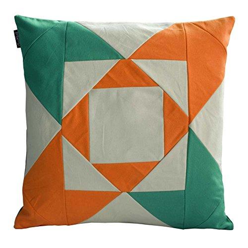 Baumwolle Streifen Werfen (Wohnzimmer Streifen dekorative Kissen werfen Baumwolle Kissen Kissen multi Farbe)