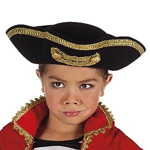 Boland 81906Niños Sombrero Pirata Joey, One Size