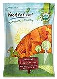 Bio Getrocknete Papaya durch Food to Live (Nicht-GVO, Koscher, Masse, Kein Zucker) - 16 Pfund