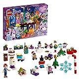 Lego- Friends Heartlake Calendario dell'Avvento Set di Costruzione, Multicolore, 41382