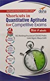 #1: Shortcuts in Quantitative Aptitude with 4 eBooks for Competitive Exams