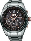 Seiko Astron GPS Solar Dual Time Big Date Herrenuhr SSE151J1