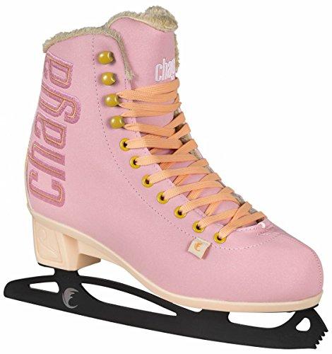 chaya Damen Bubble Gum Schlittschuhe, Pastell Pink, 39