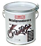 Metallgrundierung | Rostschutzgrundierung | 2,5 Liter | RAL 6011 grün |...