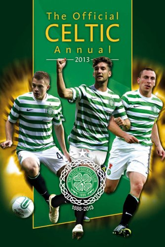 Official Celtic FC Annual 2013 (Annuals 2013) por Grange Communications Ltd
