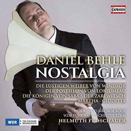 Daniel Behle: Nostalgia - Adams Köln
