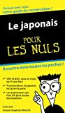 Le japonais pour les Nuls (French Edition)
