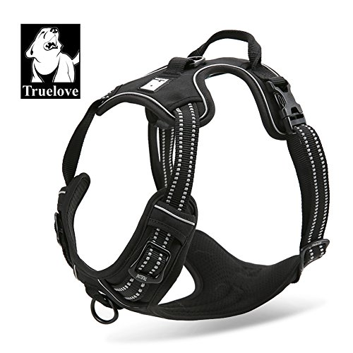 truelove-dog-harness-tlh5651-no-pull-3m-reflective-stitching-ensure-night-visibility-outdoor-adventu