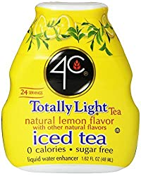 4C Totally Light Tea-Liquid Water Enhancer, Lemon, 1.62 Ounce
