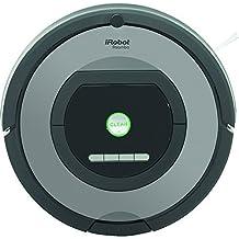 iRobot Roomba 772 Robot Aspirador, Alto Rendimiento de Limpieza, Programable, Atrapa el Pelo