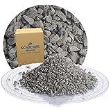 25 kg Pflastersplitt 1-5 mm aus Diabas Edelsplitt von Schicker Mineral für eine stabile, drainagefähige Pflasterbettung