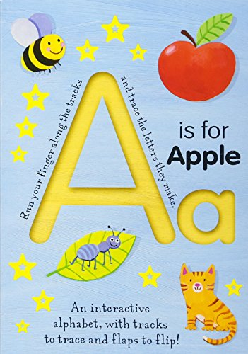(A is for Apple (Smart Kids Trace-and-Flip))