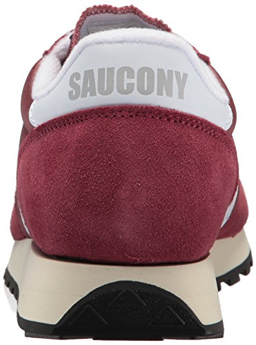 Sneaker Saucony Jazz Original Vintage Burgundy Rot