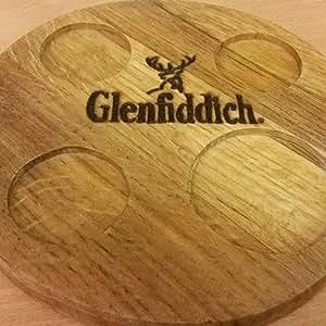 Cheeky Chicks Rovere massello Glendfidich Wiskey degustazione vassoi