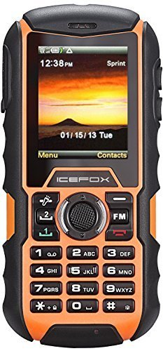 IceFox (TM) Dual Sim Outdoor Handy