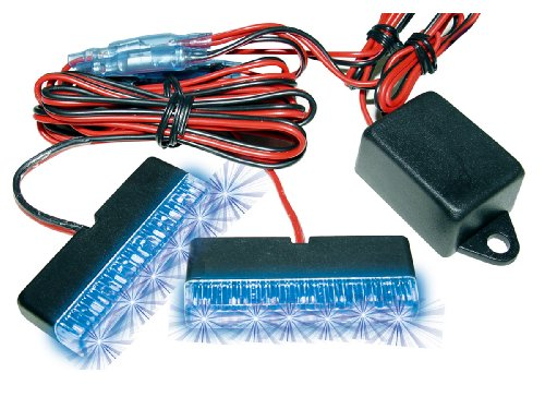 17693 LED Strobe Light von Eufab