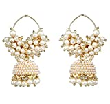 9blings Traditional Design Pearl Gold Pl...