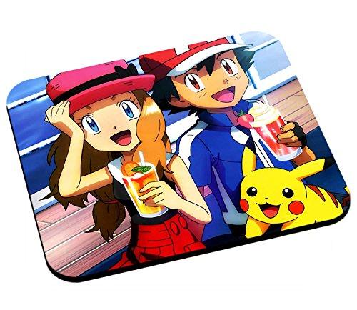 Tapis de souris pokemon dessert glace pikachu attraper les tous