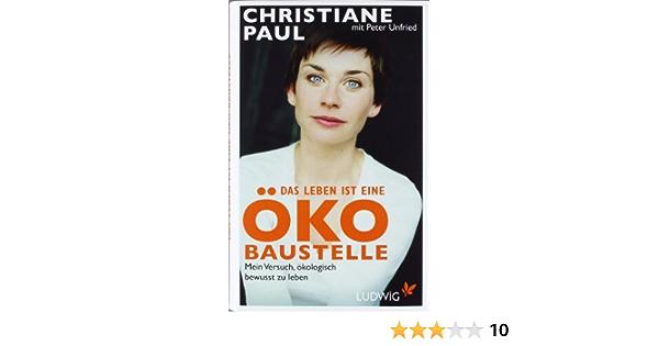 Paul nackt Christiane  Christiane Paul