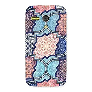 Neo World Anicient Pattern Back Case Cover for Moto G