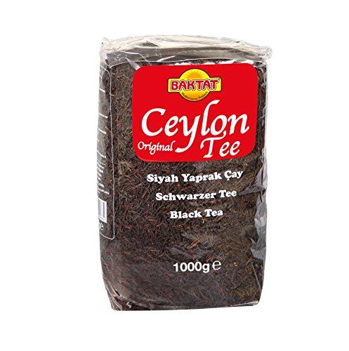 SUNTAT Ceylon Tee , 1er Pack (1 x 1 kg Packung) -