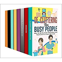 De-Cluttering: Box Set : Discover And Learn These Amazing De-Cluttering Beginner's Tips And Tricks (English Edition)
