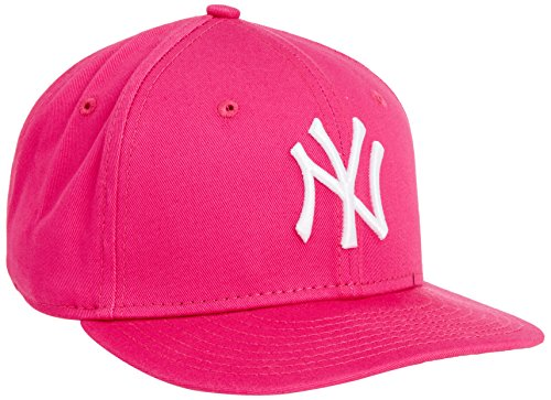New Era Mädchen Baseball Cap Mütze MLB 9 Fifty NY Yankees, Pink/White, One Size,...