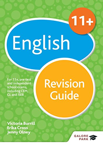 11+ English Revision Guide: For 11+, pre-test and independent school exams including CEM, GL and ISEB (GP)
