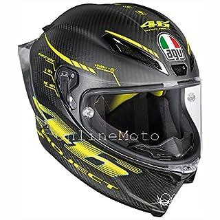 AGV Pista Gp-R Rossi Projekt 46 2.0 Carbon Matt Motorradhelm