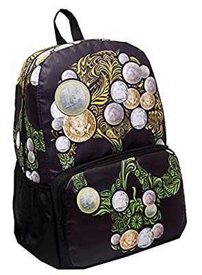 Canvas Boys Girls 3D Animals Print Daypack Backpack School Bag (157)