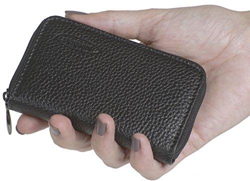 4365120a037e4 Test K.DESIGNS Premium Leder Portemonnaie Portmonee   Geldbeutel ...