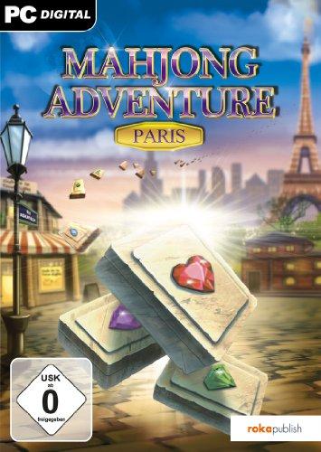 Mahjong Adventure Paris