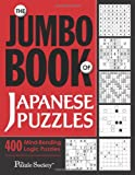 The Jumbo Book of Japanese Puzzles (Puzzle Book)