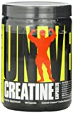 Creatine capsules - 100 gelules - Universal nutrition