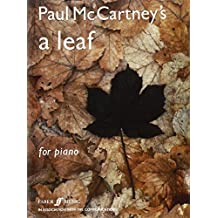 Leaf, a (Piano)