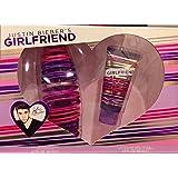Justin Bieber's Girlfriend 2 Piece Fragrance Set - Eau De Parfum Spray And Touchable Body Lotion
