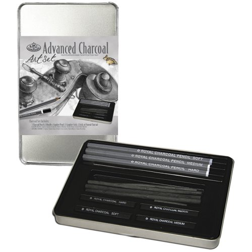 royal-langnickel-charcoal-drawing-art-set