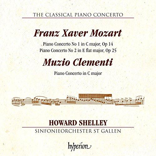 F.X. Mozart/Clementi: Das klassische Klavierkonzert Vol. 3 / The Classical Piano Concerto Vol. 3